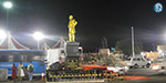 Shivaji statue removed and placed in Manimandapam information as set out in Adyar