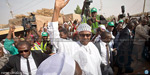 Muhammadu Buhari claims victory in Nigeria's presidential elections