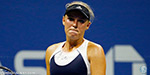 US Open Tennis : wozniacki shock defeat
