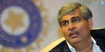 Shashank Manohar as Elected New BCCI President