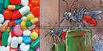 sale of banned drugs for pain relief for Dengue fever