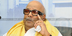 Appreciation Ceremony to Karunanidhi : Police allowed DMK general meeting