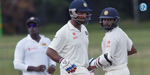 3rd Test match against Sri Lanka: Team India 292/8 at the end of the second day