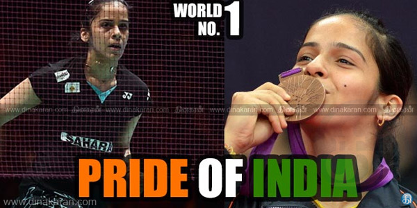 Saina Nehwal Becomes World No1: Top 3 moments when the Badminton champion made India proud!