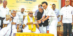 For those who have no future elections, the DMK answer: Karunanidhi Speech