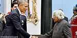 President Abdul Kalam Served as Inspiration for Millions of Indians: Barack Obama