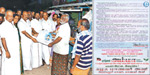 AIADMK Who supplies the printing of  MP election notices