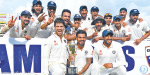 India won the Test series in Sri Lanka after 22 years in the soil record: Kohli led the New History