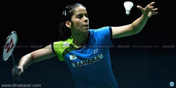 Badminton Ranking Number -1 Placed Saina