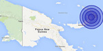 Papua New Guinea shook b7y 7.7 earthquake; Tsunami warning issued