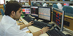 Sensex down 40 points in early trade