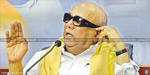 Karunanidhi questioned to Chief Minister opannirselvam ,