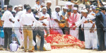 Abdul Kalam was buried; Planted in: students, young people fervently