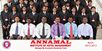 Employment Provided by annamal Institute of Hotel Management