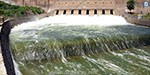 Mettur Dam water level decline