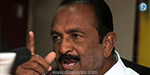 Deputy US Embassy to protest against the government join hands with Sinhalese from September 1 demonstrated: Vaiko Notice