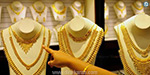 Gold fell back below Rs 20,000