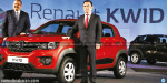 Rs 3 lakh small car: Renault launches