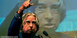 'You have to be you....' Kalam Advice to Students