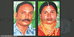 Scary near Sankarankovil, family dispute : Wife, 4-month-old child murder
