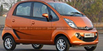 Introduced Nano car with automatic gear