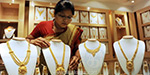 The sudden rise in the price of gold price: Rs 104 is for of shaving