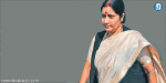 Sushma Swaraj to visit Sri Lanka before Modi's travel