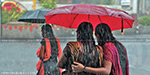 Summer has evolved due to the thermal convection in Tamil Nadu Rain
