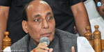 Central Government has never supported the idea of the disputed Kashmir CM: Rajnath Singh confirmed