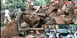 Mountain landslide in Tirupati: passengers who survived the bus nulilai