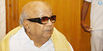 Karunanidhi urging the central government : no Entrance to join Vocational