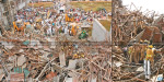 New building collapse: 5 killed, 16 injured workers
