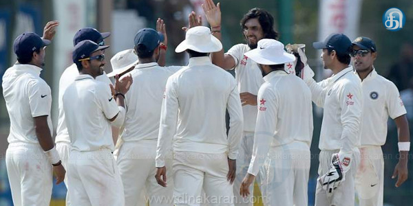 India captured Test series against Sri Lanka after 22 years