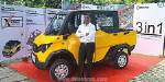 For self-employed persons 'Multics' magical vehicle
