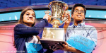 America's prestigious Spelling Bee contest Adventure Indian boys