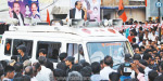 The state does not care about anybody: Vaiko Speech