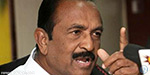 Sri Lankan Tamils problem, talked about many times in Parliament entrees? Vaiko question to ramatac