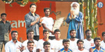 Team Work will not fail to bring smile : Sachin's speech in Coimbatore