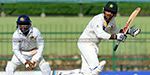 Sri Lanka all out for 278 runs, Pakistan stutter in first innings