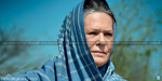 Sonia Gandhi Consolation with Punjab farmers  for damage crops