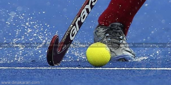 World Hockey League quarter-final in the women's section