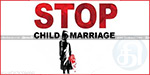 3 child marriages stopped  Namakkal District