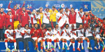 Copa America Football : Peru won bronze medal