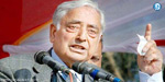 Kashmir Chief Minister Mufti's controversial speech Opposition uproar in Parliament