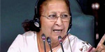 Congress MPs had been suspended can not be canceled: Lok Sabha Speaker categorically