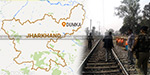 5 bomb found on railway tracks in Jharkhand