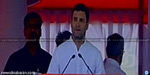 Rahul speech at the Ramlila stadium in Delhi: BJP Government accused says congress
