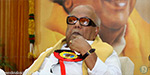 Karunanidhi condemned Jayalalithaa: Read the report only to the Council under Article 110 coming?