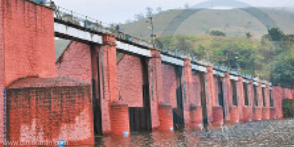 Mullaperiyar dam , Central Security Force Federal Government