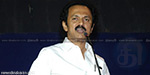 Tomorrow happens in Chennai :  MK Stalin attends Social Justice security conference